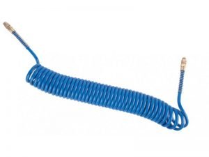 Polyuretanová spirálová hadice VILLAGER 6.5 x 10