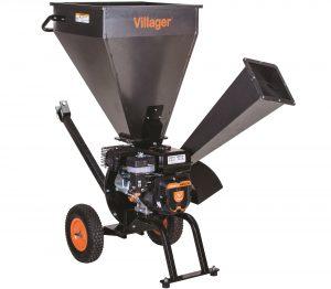 Benzínový zahradní drtič VILLAGER VPC 250 S