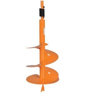 Zemní vrták 30 cm VILLAGER