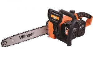 Akumulátorová řetězová pila VILLAGER FUSE VBT 1440 (bezbaterie anabíječky)