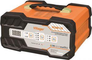 Autonabíječka VILLAGER VCSB 12 S